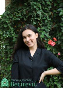 Read more about the article Ko su naši stipendisti: Irma Nakičević