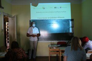 Read more about the article Radionica: Pisanje projekata – Zlatan Musić